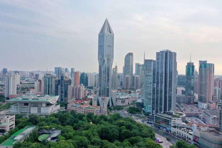 上海明天广场19.9亿成功售出