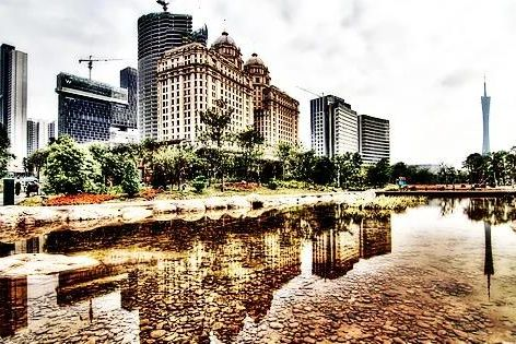 康乐与鹭江广州最大旧改入市与合生的算盘