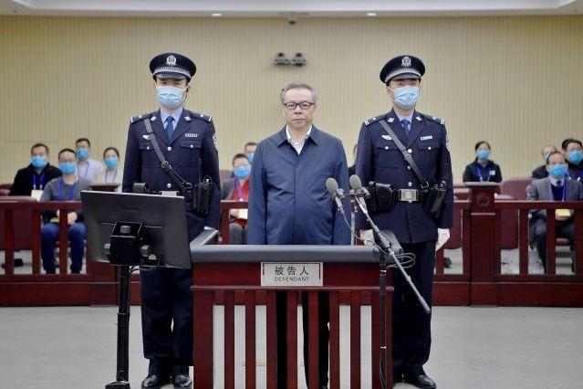华融公司原董事长赖小民被判处死刑